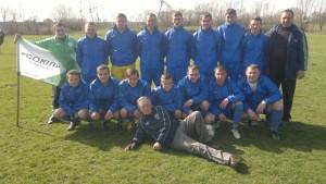 Наша команда на початку сезону